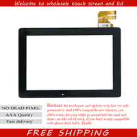 For Asus Transformer Pad TF300T TF300 TF300TG G01 Version Black Digitizer Touch Screen Glass G01 Version