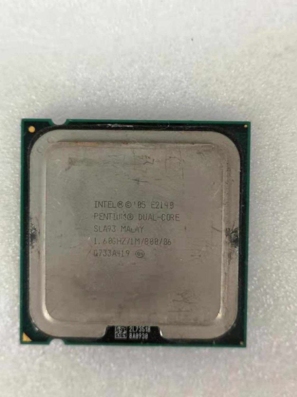 Intel Core 2 Duo E2140 Desktop Processor Dual-Core 1.6GHz 1MB Cache FSB 800MHz LGA 775 E 2140 Used CPU