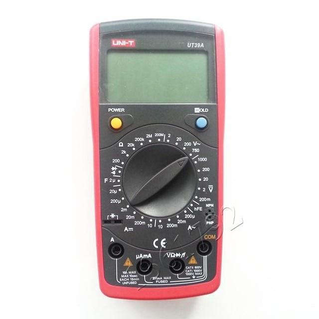 union tech tool store uni t lcd handheld digital multimeters ut39a