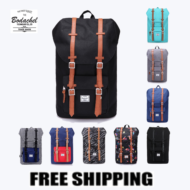 e912d7be0e2 16 styles Top brand bag new style fashion backpacks herschel backpack  retreat backpack man s travel bags lady s fashion backpack