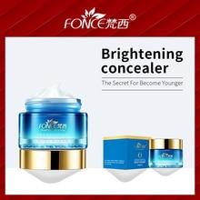 Korean Skin Care Hyaluronic acid Day Cream Oil Control Moisturizing BB CC makeup Cream Brightens skin Covers pores Nourishes 50g цена