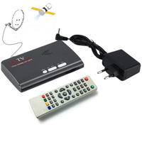 DVB T DVB T2 TV Box VGA AV CVBS Satellite Tv Receiver HDMI 1080P TV Tuner