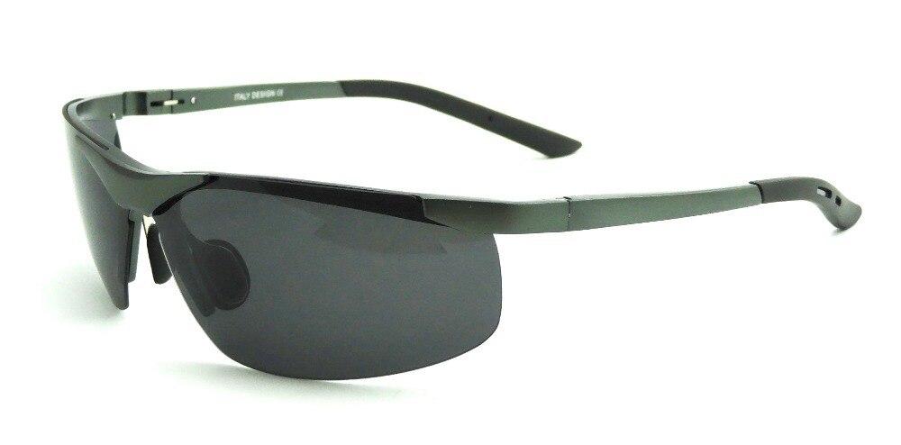 factory directly 2014 new men fashion polarized sunglasses male aluminum magnesium USA airforce sun glasses lense 8125