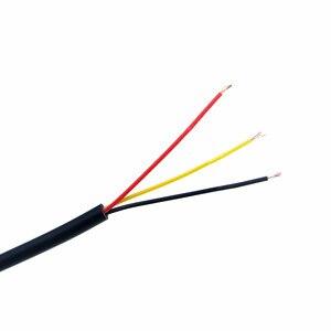 Image 3 - 10 PCS עמיד למים 18B20 טמפרטורת בדיקה טמפרטורת חיישן נירוסטה חבילה 100 cm חוט (DS18B20)