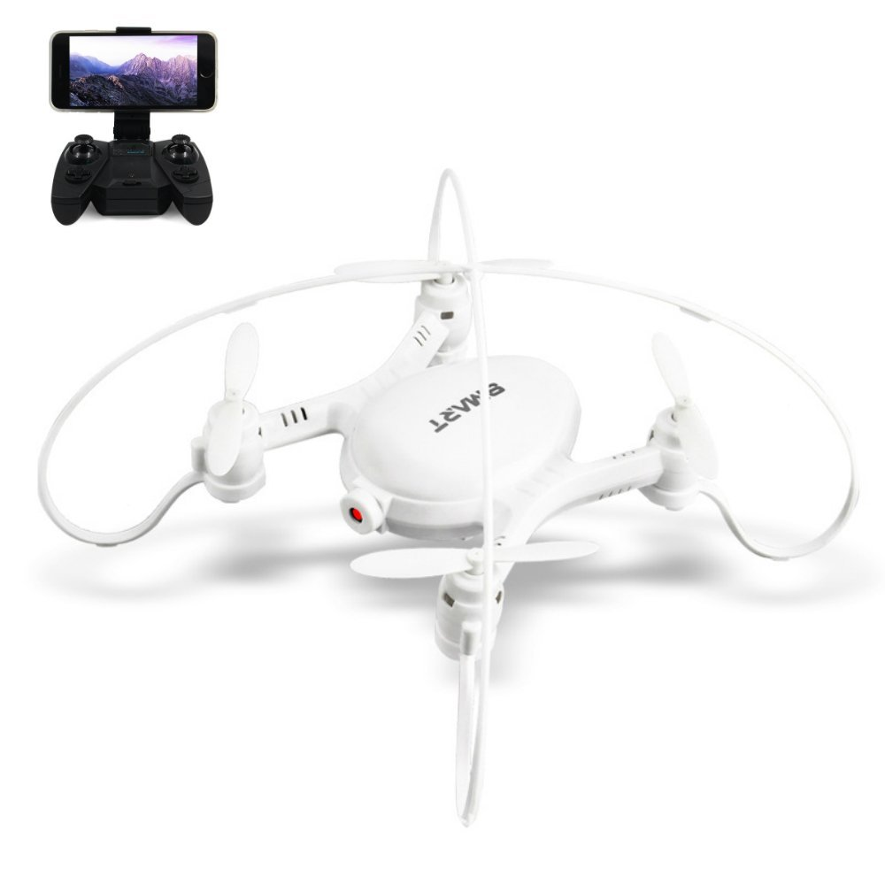 Mini RC Drone Smart SMRC 603 4CH Drones Hold Altitude Real Time Video FPV With Professional Camera HD 640P Drone Wifi Helicopter