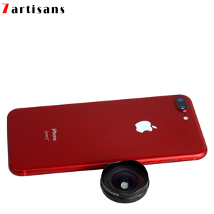 Image 3 - 7 אומנים סופר רחב זווית עיוות משלוח נייד טלפון עדשת אפל Huawei xiaomi נייד טלפון אוניברסלי מצלמה חיצוני HD עדשה