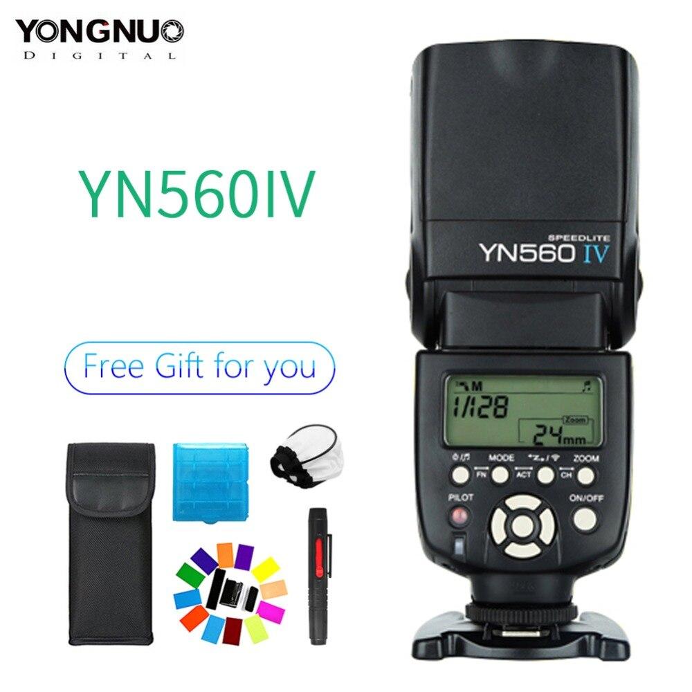 YONGNUO YN560 IV 2.4G Sans Fil Flash Speedlite A99 A58 A6000 A3000 A7 A7r A7s NEX-6N YN-560IV Pour Sony Canon NikonYONGNUO YN560 IV 2.4G Sans Fil Flash Speedlite A99 A58 A6000 A3000 A7 A7r A7s NEX-6N YN-560IV Pour Sony Canon Nikon