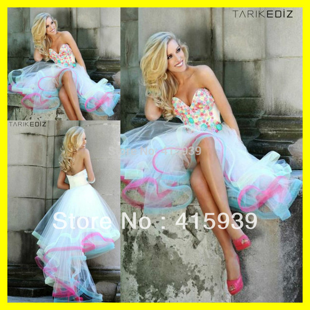 US $169.0 |Junior Plus Size Prom Dresses Long Design My Own Dress Pink Uk  Baby Doll Asymmetrical Floor Length Court Train B 2015 Wholesale on ...