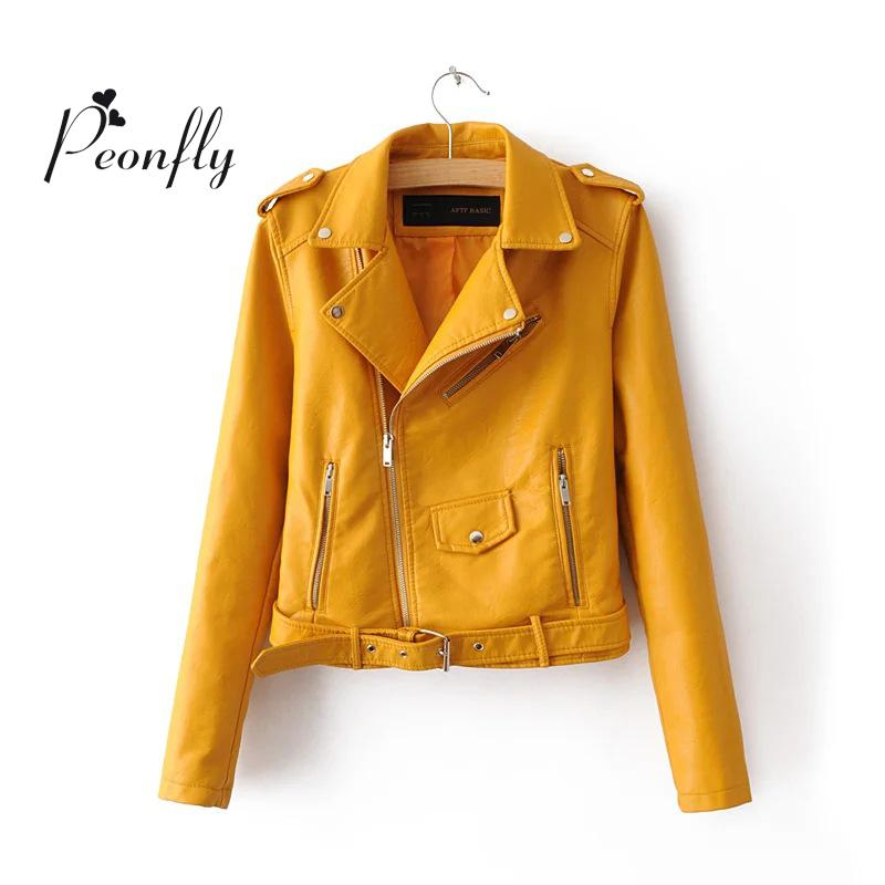 Popular Leather Crop Jacket-Buy Cheap Leather Crop Jacket lots ...