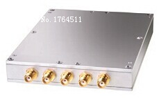 [BELLA] The New Mini-Circuits ZN4PD1-50-S+ 500-5000MHz A Four Divider SMA
