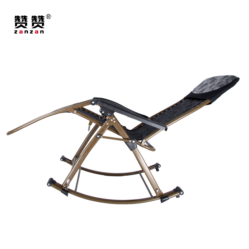 Like Zandt Co Thick Luxury Recliner Rocking Chairs Siesta Beach Chair Folding Leisure Backrest On Aliexpress Alibaba Group