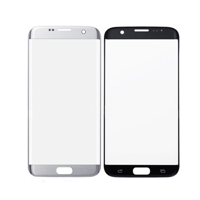 Big Deal Original New Front Outer Glass Lens Screen For Samsung Galaxy S7 Edge Touch Screen Replacement For Samsung S7 Edge G935