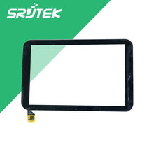 """NEW 10.1"""" inch Black GSL3680B F800123C-1 T101WXHS02A02 Capacitive Touchscreen SG1001 3G Tablet Touch Panel Digitizer Glass lens"""