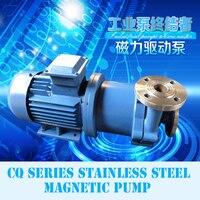220v50hz 110LPM с магнитным приводом, центробежный насос из нержавеющей стали