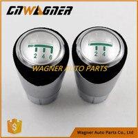 CNWAGNER Gear Knob For BMW E60 E90 E46 E36 All Series 6speed And 5 Speed