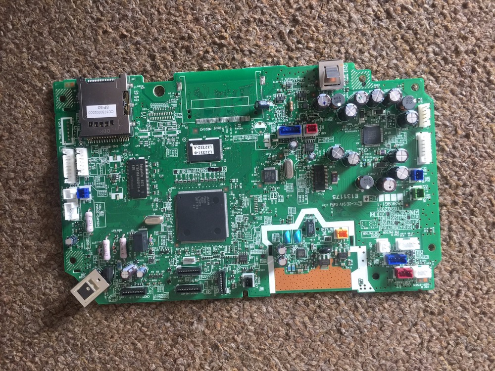 MAIN BOARD LT0282001 B53K961-1 FOR BROTHER MFC 290C PRINTER