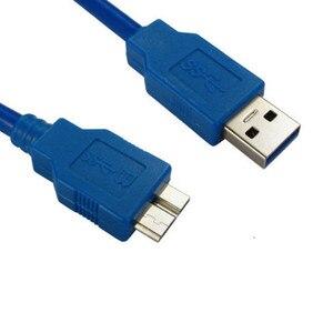 Image 2 - 0.3 M/1 M/3 M/5 M USB 3.0 un câble de cordon de synchronisation de données dextension mâle à femelle 5 Gbps Transmission rapide USB étendre le câble 0508