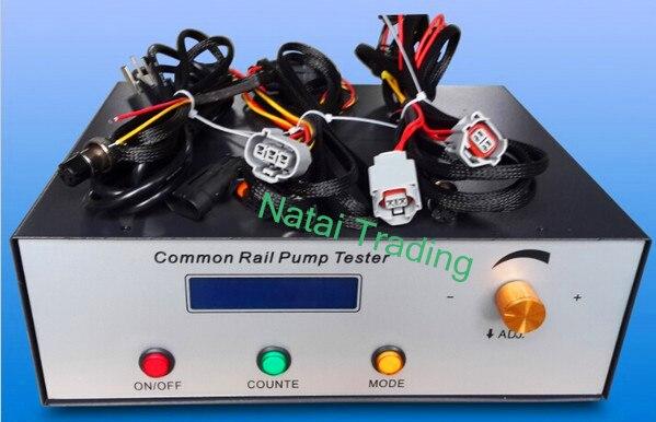 CRP850 diesel common rail testeur de pompe pour pompe diesel HP0 d'essai de pompe