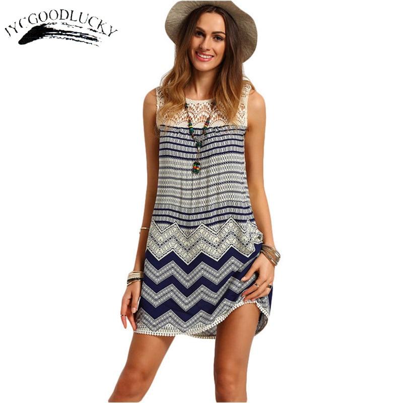 Aliexpress.com : Buy Mini Cute Beach Dresses Women Hollow ...
