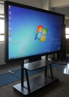 70 84 98 Inch TFT Led LCD Full HD Touch Interactive Lg Panel Display Smart PC