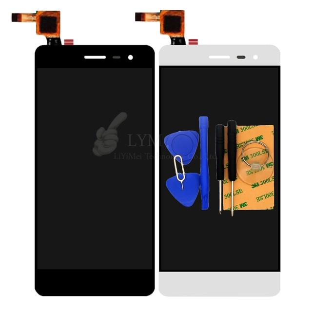 """5.0 """"Черный Белый LCD + TP для Hisense E70 E70T ЖК-Дисплей + Сенсорный Экран Планшета Панели Asssembly Заменить часть Бесплатная Доставка + Инструменты"""