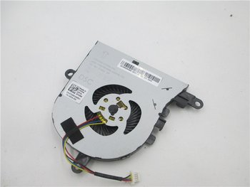 New Original Laptop/Notebook CPU Cooling Fan For Dell Latitude 3590 L3590 E3590 inspiron 15 5570 5575 0FX0M0 FX0M0 genuine dell fg234 dfb601005m30t inspiron b120 b130 1300 laptop cpu fan assembly compatible part numbers dfb601005m30t fg234