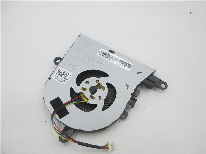 New Original Laptop/Notebook CPU Cooling Fan For <font><b>Dell</b></font> Latitude <font><b>3590</b></font> L3590 E3590 inspiron 15 5570 5575 0FX0M0 FX0M0 image