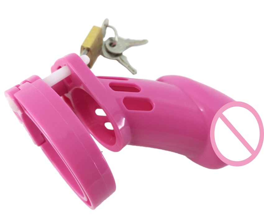New Cb6000 Cock Cage Male Chastity Device Penis Sleeve -3480