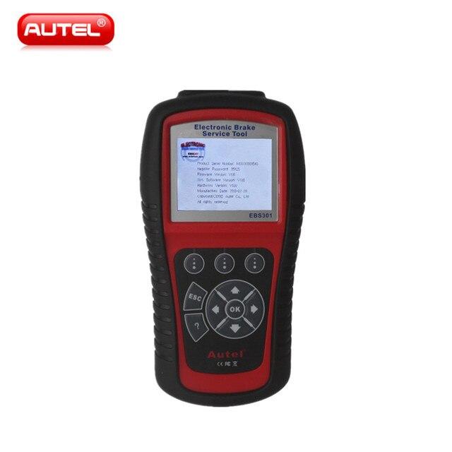 Autel Elektrische Bremsen service werkzeug EBS301 Autel MaxiService ...