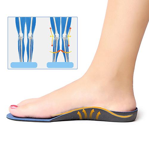 Orthopedic Foot Pads Insoles for Women Men