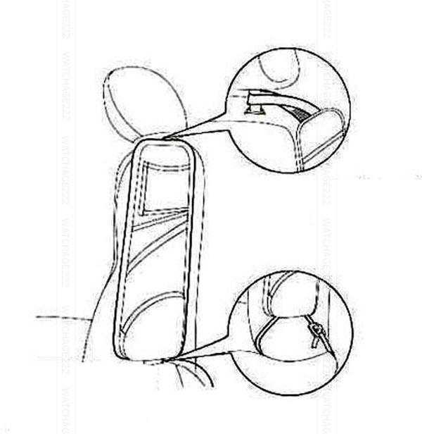 Online Shop Auto Car Seat Side Storage Net Organizer Phone Cup Drink