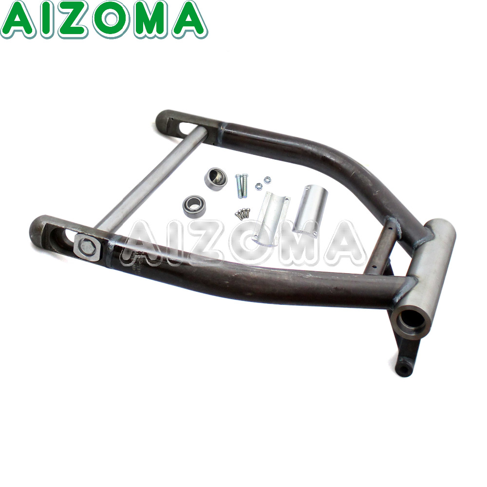 JIFFY STAND SPRING MOUNTING PLATE  HARLEY SOFTAIL 1991-1999
