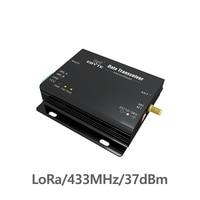 LoRa SX1278 433MHz Long Range 5W E32 DTU 433L37 Transceiver Receiver 37dBm 20km RS232 RS485 wifi Serial Port Data transmission