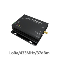 E32 DTU 433L37 LoRa SX1278 433MHz Long Range 5W Transceiver Receiver 37dBm 20km RS232 RS485 433 MHz wifi Serial Port