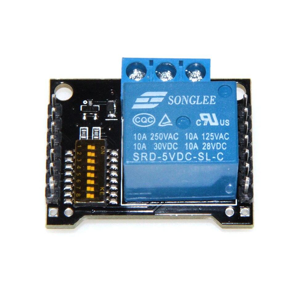 X-Relay 5V Relay Shield Version 2 for ESP8266 WiFi Module & NEW ESP8266 Modules интегральная микросхема serial wifi esp8266 module adapter plate esp8266 wifi
