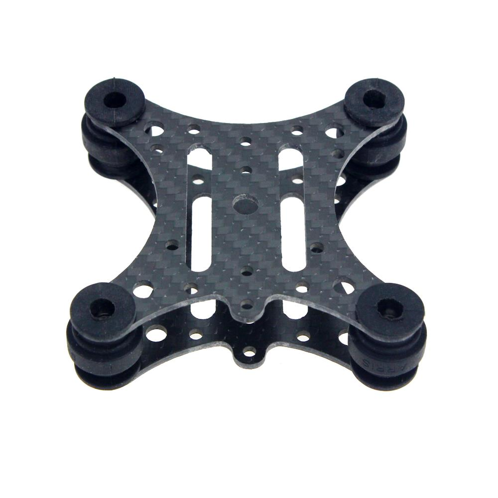 F14557 FPV Carbon Fiber Anti Vibration Plate & Rubber Balls for  Phantom 1 2 Gimbal Mount Quadcopter Gopro Hero 2 3 PTZ FS колонки автомобильные phantom fs 132 fs 132