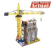 Лепин 15031 4425 шт. натуральная MOC серии классический строительной площадке строительные блоки кирпичи игрушки детям модель как рождественски
