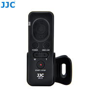 JJC Multi function Remote Commander for Sony Alpha a6500 a6300 a6000 A99II A99 A77 A65 CX510 RX100 VII Cameras Replace RM VPR1