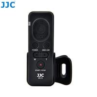 JJC Multi function Remote Commander for Sony Alpha a6500 a6300 a6000 A99II A99 A77 A65 CX510 RX100 VII Cameras Replace RM VPR1