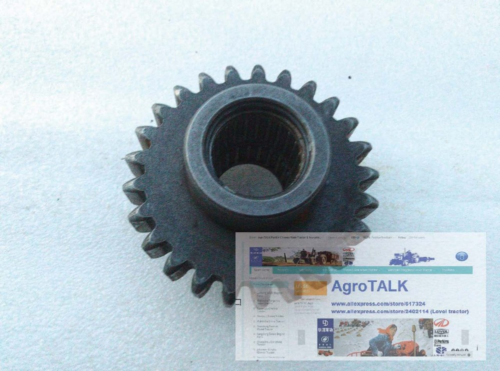 KM454 554 tractor part, the reverse gear sliding with need bearing, parts number: 450.37. 113KM454 554 tractor part, the reverse gear sliding with need bearing, parts number: 450.37. 113