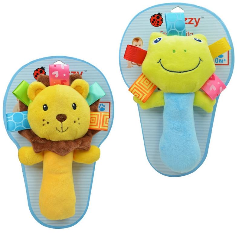 Nieuwe Baby Speelgoed Baby Multifunctionele Hand Bel Met Rammelaar - Speelgoed voor kinderen - Foto 3