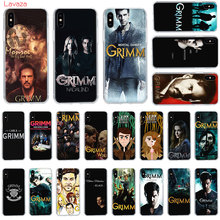 Lavaza Grimm Hard Phone Case for Apple iPhone 6 6s 7 8 Plus X 5 5S SE XS Max XR Cover