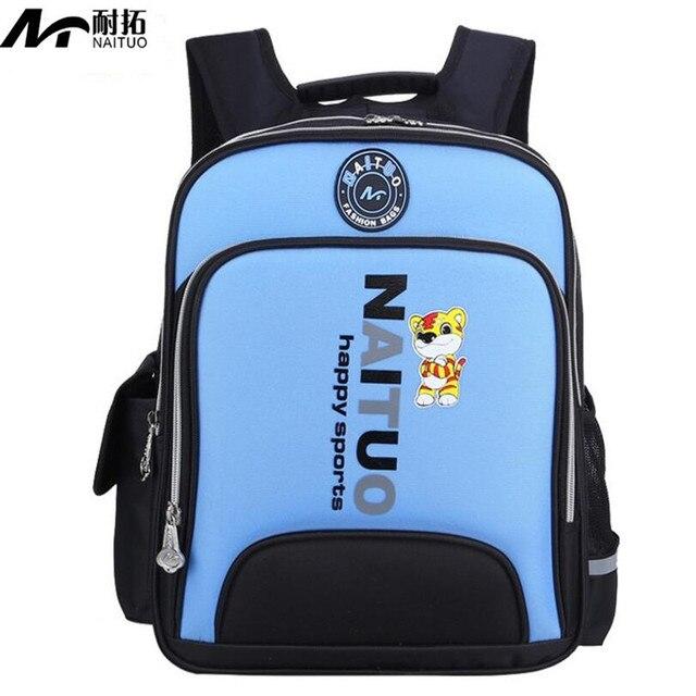 Quality Orthopedic Children Backpacks Kids School Bags For Boys ...