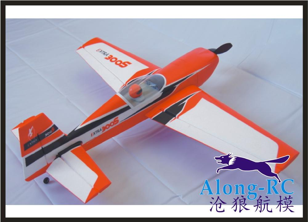 EPO plane 3D RC airplane RC MODEL HOBBY TOY HOT SELL EXTRA 300 EX E 300EX