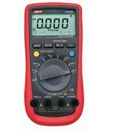 UNI-T UT61B 3999 Count Auto Power Off LCD Backlight DMM Digital Multimeters with Temperature Test AC/DC meter  цены