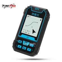 S7 Altitude Measuring Vary Finder Outside Handheld GPS Locator Altitude Coordinate Space Distance Measuring Instrument Sizzling Sale