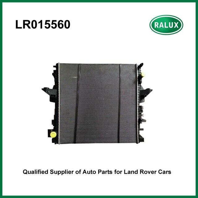 LR015560 high quality V8 5.0L LR4 radiator for UK car ...