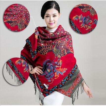 Free shipping! 2017 fashion pashmina women's scarf cashmere  tippet winter scarves