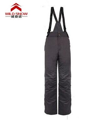 Skiing And Snowboarding Men Pants Waterproof Denim Pants Outdoor Ice Sports Winter Camping Climbing Hiking Snowboard Pants