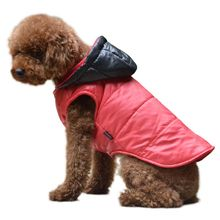 Massive Dimension Winter Pet Pet Canine Garments Jumpsuit Coat Hooded Costumes Canines Mascotas Cachorro Jackets Garments XS-4XL